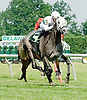Tapit Express wiining at Delaware Park on 6/2/12