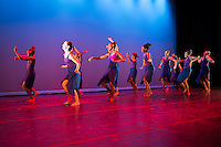 Cleo Parker Robinson Dance Ensemble performing at COCA in St. Louis, MO on Jan 9, 2014.