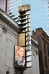 """""""My Name Is Lucy Barton"""" - Theatre Marquee"""