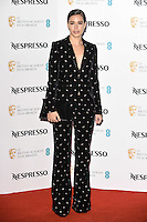 Laia Costa<br /> at the 2017 BAFTA Film Awards Nominees party held at Kensington Palace, London.<br /> <br /> <br /> ©Ash Knotek  D3224  11/02/2017