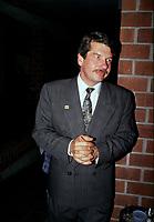 Montreal. CANADA -    File Photo circa 1990 - <br /> Jean Dore, Montreal Mayor <br /> <br /> File Photo : Agence Quebec Pressse  - Pierre Roussel
