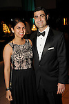 Lillian and Cyrus Irani at the Ole! A Night in Old Mexico Gala at the Museum of Natural Science Saturday March 05,2016.(Dave Rossman Photo)