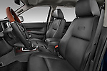 Front seats of a 2009 Jeep Grand Cherokee 5 Door