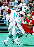 David Archer San Antonio Texans 1995. Photo F. Scott Grant