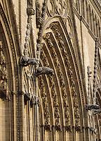Europe/France/Rhône-Alpes/69/Rhône/Lyon: Vieux Lyon - Primatiale Saint-Jean-Baptiste