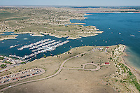North Shore Marina at Lake Pueblo, Colorado. June 2014. 84560