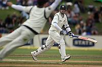 090405 International Test Cricket - NZ Black Caps v India