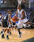 The Tulane Women's Basketball team defeated the Long Island University Blackbirds by a score of 82-59 in the opening round of the DoubleTree Classic.  The game was played in Fogelman Arena on the Tulane Campus and the Lady Green Wave improved their record to 9-2.