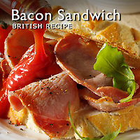 Bacon Sandwich |  Bacon Sandwiches  Food Pictures, Photos & Images