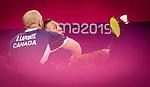 Bernard Lapointe and Richard Peter, Lima 2019 - Para Badminton // Parabadminton.<br /> Bernard Lapointe and Richard Peter compete in men's doubles badminton // Bernard Lapointe et Richard Peter en compétition en double de badminton masculin. 31/08/2019.