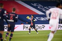 9th January 2021, Paris, France; French League 1 football, St. Germain versus Stade Brest; MARQUINHPSG