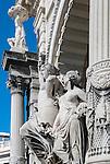 Palais de Longchamp, Marseille France