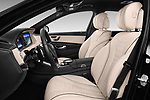 Front seat view of 2017 Mercedes Benz S-Class Executive-Line 4 Door Sedan Front Seat  car photos
