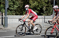 Team Cofidis at the race start <br /> <br /> Stage 5 from Gap to Privas (183km)<br /> <br /> 107th Tour de France 2020 (2.UWT)<br /> (the 'postponed edition' held in september)<br /> <br /> ©kramon