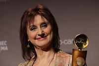 March, 23, 2014 - JUTRAS Awards Gala -  Pierrette Robitaille, Meilleure actrice : Vic + Flo ont vu un ours