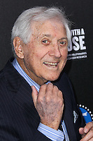 HOLLYWOOD, LOS ANGELES, CA, USA - MARCH 20: Monty Hall at the 2nd Annual Rebels With A Cause Gala Honoring Larry Ellison held at Paramount Studios on March 20, 2014 in Hollywood, Los Angeles, California, United States. (Photo by Xavier Collin/Celebrity Monitor)