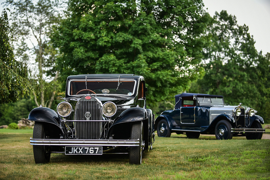 Vintage Racing Stable Concours_2019