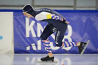 SCHAATSEN: HEERENVEEN: 10-10-2020, KNSB Trainingswedstrijd, Ids Bouma, ©foto Martin de Jong