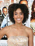 Annie Ilonzeh at The Screen Gems L.A. Premiere of Jumping the Broom held at The Cinerama Dome Theatre in Hollywood, California on May 04,2011                                                                               © 2011 Hollywood Press Agency