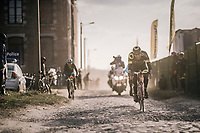 Adrien Petit (FRA/Direct Energie)<br /> <br /> 50th GP Samyn 2018<br /> Quaregnon > Dour: 200km (BELGIUM)
