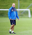 Rangers coach Kenny McDowall