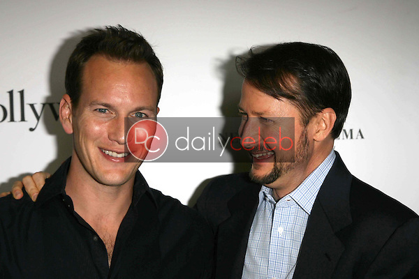 """Patrick Wilson and Todd Field<br />at the New Line Cinema's """"Little Children"""" celebration party hosted by Hollywood Life Magazine. Pacific Design Center, West Hollywood, CA. 11-15-06<br />Dave Edwards/DailyCeleb.com 818-249-4998"""