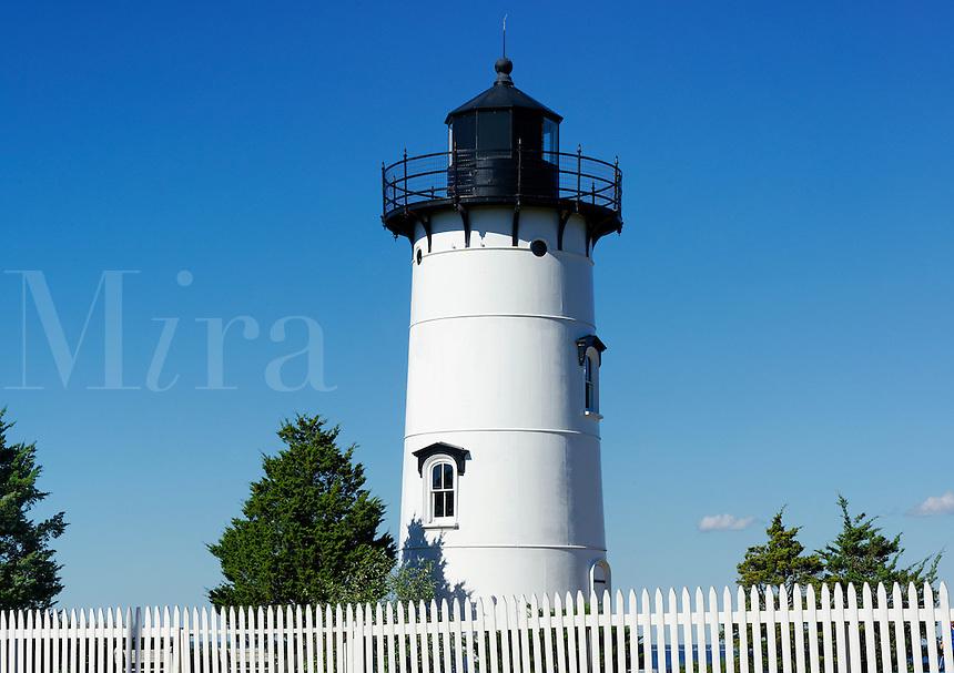 East Chop Lighthouse, Oak Bluffs, Martha's Vineyard, Massachusetts. 1878