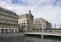 West Switzerland Genfersee   usage worldwide