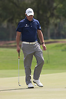 PONTE VEDRA BEACH, FL - MAY 5: Phil Michelson walks on the 11th green during his practice round on Tuesday, May 5, 2009 for the Players Championship, beginning on Thursday, at TPC Sawgrass in Ponte Vedra Beach, Florida.