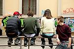 Milano,13 Ottobre 2004.Liceo Classico Tito Livio