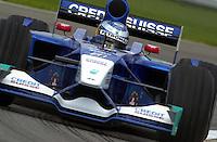 Nick Heidfeld (#16 Sauber)