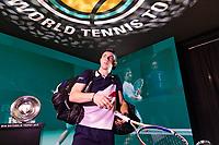 Rotterdam, The Netherlands, 12 Februari 2019, ABNAMRO World Tennis Tournament, Ahoy, first round singles: Tallon Griekspoor (NED)<br /> Photo: www.tennisimages.com/Henk Koster