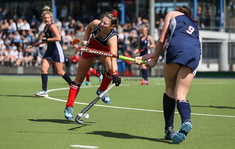 Federation Cup Hockey Bronze Final, St Margarets v Diocesan, Lloyd Elsmore Park, Auckland, New Zealand, Saturday September 2019. Photo: Simon Watts/www.bwmedia.co.nz/HockeyNZ
