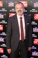 """Graham Norton<br /> at the European premiere of """"Collateral Beauty"""" at the Vue Leicester Square , London.<br /> <br /> <br /> ©Ash Knotek  D3213  15/12/2016"""