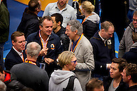Rotterdam, Netherlands, December 17, 2015,  Topsport Centrum, coaches congress<br /> Photo: Tennisimages/Henk Koster
