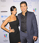 Mario Lopez and Courtney Mazza attends The 14th Annual Impact Awards Gala held at The Beverly Wilshire Hotel in Beverly Hills, California on February 25,2011                                                                               © 2010 DVS / Hollywood Press Agency