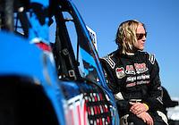 Dec. 9, 2011; Chandler, AZ, USA;  LOORRS pro 2 unlimited driver Robby Woods during qualifying for round 15 at Firebird International Raceway. Mandatory Credit: Mark J. Rebilas-