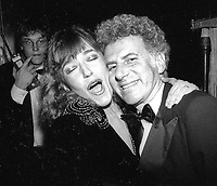 1981 FILE PHOTO<br /> New York City<br /> Owner Mark Fleischman at Studio 54<br /> Photo by Adam Scull-PHOTOlink.net