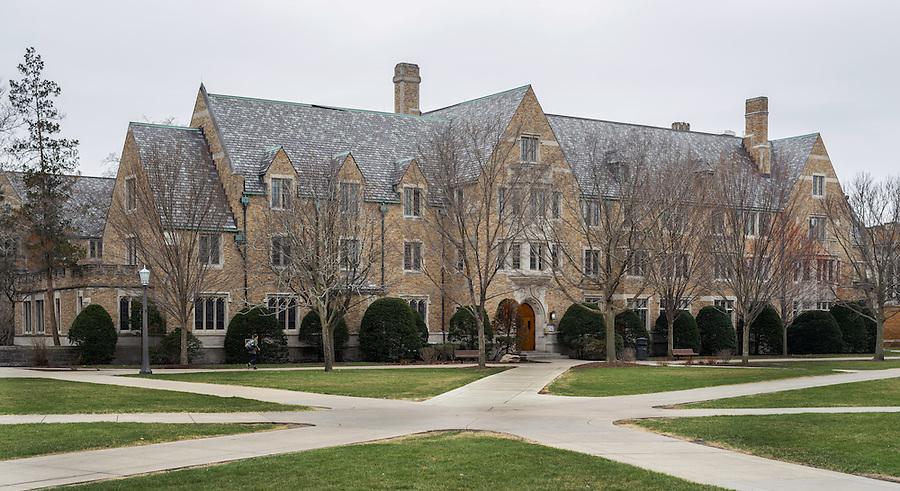 Apr. 8, 2015; Dillon Hall. (Photo by Matt Cashore/University of Notre Dame)