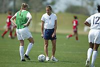 Sue Patberg, U-16 US GNT, March 12, 2004