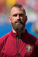 Raul Meireles of Portugal