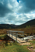 The River Nethy, Abernethy National Nature Reserve, Cairngorm National Park, Badenoch & Speyside