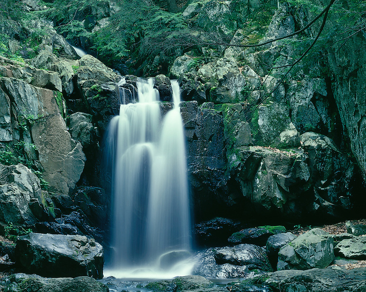 Doyle River Falls; Shenandoah National Park, VA