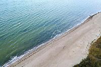 Ostsee, Ostsee-Strand, Küstenlandschaft bei Barendorf zwischen Priwall und Boltenhagen, Küste, Strand, Mecklenburg-Vorpommern, Deutschland, Baltic Sea, coast, coast area, beach, coastal landscape, Germany, Mecklenburg-Western Pomerania