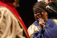 Montreal Jubilation Choir<br /> , Dec 2017<br /> <br /> PHOTO : Agence Quebec Presse