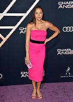 """LOS ANGELES, USA. November 12, 2019: Dania Ramirez at the world premiere of """"Charlie's Angels"""" at the Regency Village Theatre.<br /> Picture: Paul Smith/Featureflash"""