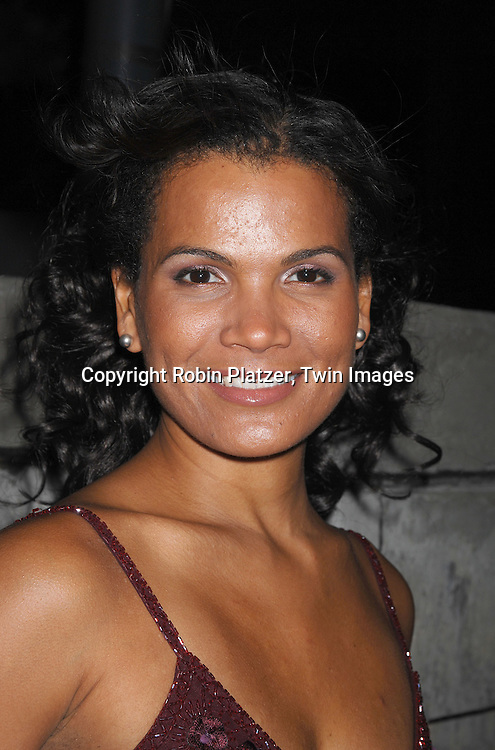 January LaVoy..at The ABC Casino Night party on October 25, 2007 at ..Guastavinos in New York. ..Robin Platzer, Twin Images....212-935-0770