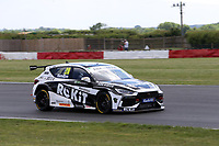Rounds 3,4 & 5 of the 2020 British Touring Car Championship.  #28 Nicolas Hamilton. ROKiT Racing with iQuoto Online Trading. Cupra Leon.