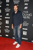 Bruno DEBRANDT - Presentation de la nouvelle serie de Canal+ ' THE YOUNG POPE ' realisee par Paolo Sorrentino le 17 octobre 2016 - Cinematheque Francaise - Paris - France