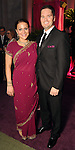 """Jennifer Jones and Brian Parrish at the Museum of Fine Arts Houston's 2013 Grand Gala """"India"""" Friday Oct. 04,2013.(Dave Rossman photo)"""